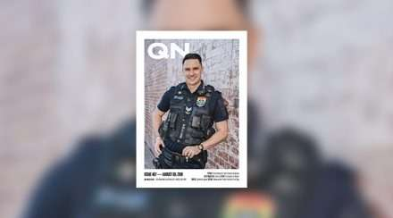 Issue 487 Senior Constable Ben Bjarnesen End Domestic Violence