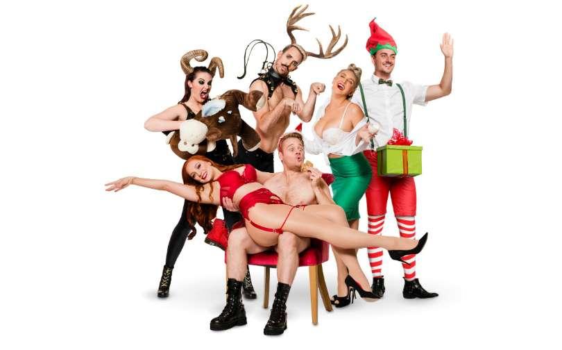 a very naughty christmas lyle shelton brisbane powerhouse