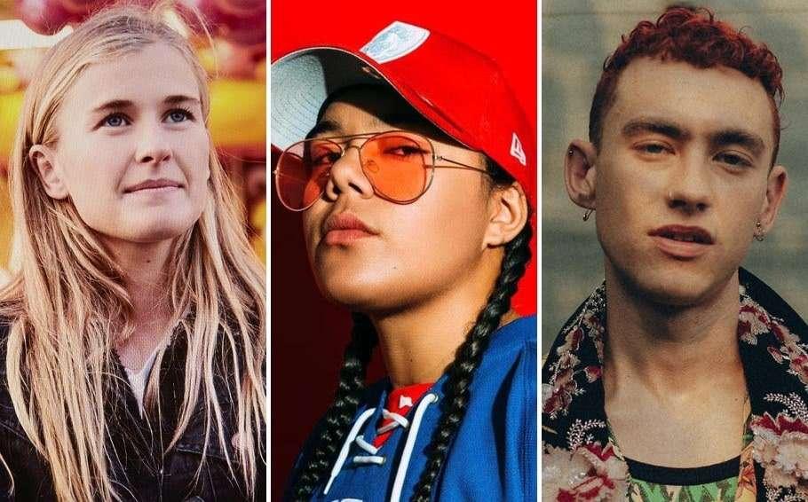 queer artists musicians singers pop music halsey