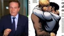 brazil rio de janiero Mayor Marcelo Crivella gay kiss avengers marvel comic