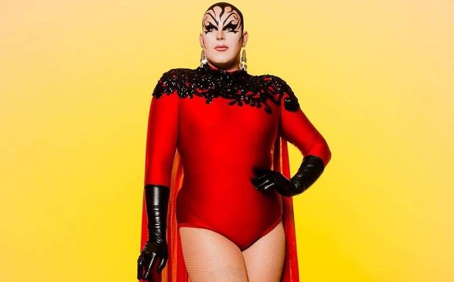 brisbane drag queen sellma soul the voice australia brisbane pride festival fair day