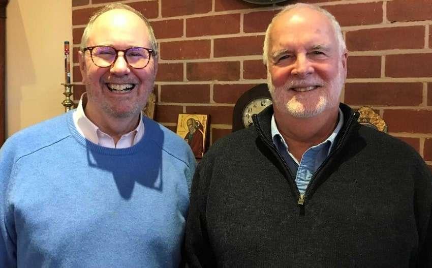 anglican church gay priests john david rob whalley john parkes victoria wangaratta