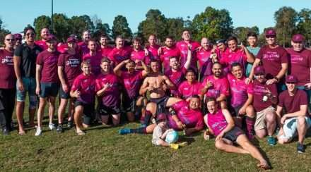 brisbane hustlers purchas cup gay rugby club