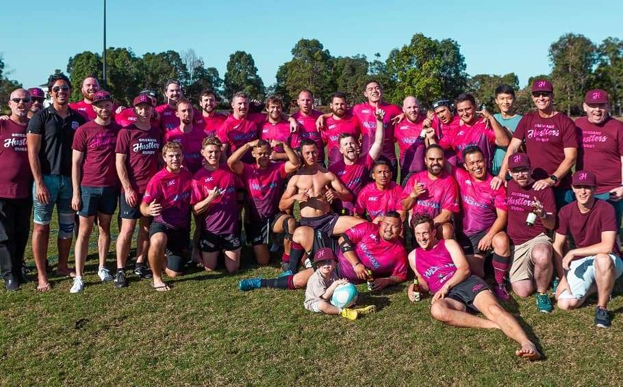 brisbane hustlers purchas cup gay rugby club