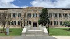 university of queensland forgan smith building tc bierne school of law
