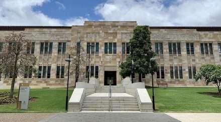 university of queensland forgan smith building tc bierne school of law
