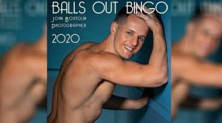 balls out bingo calendar charity brisbane sportsman hotel candy surprise queensland aids council quac jan thwaites