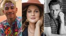 bisexual celebrities bisexual visibility day bi erasure keiynan lonsdale drew barrymore marlon brando