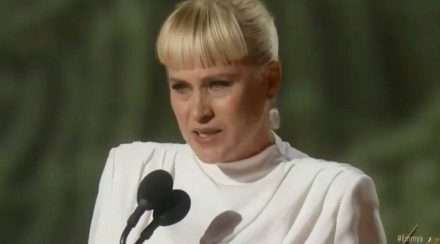 patricia arquette emmy awards emmys transgender rights alexis arquette