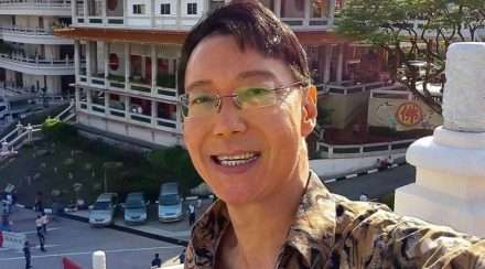 singapore gay man activist dr roy tan legal challenge lawsuit section 377A