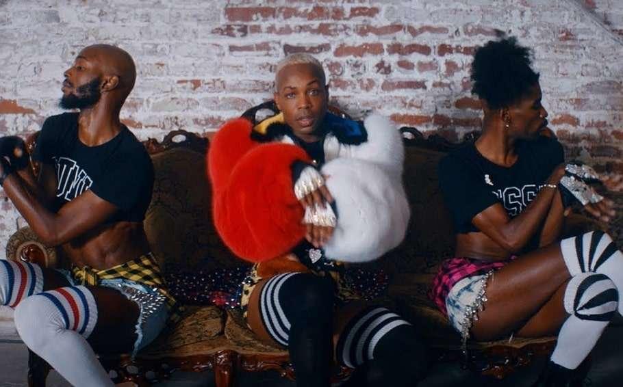 todrick hall fag music video