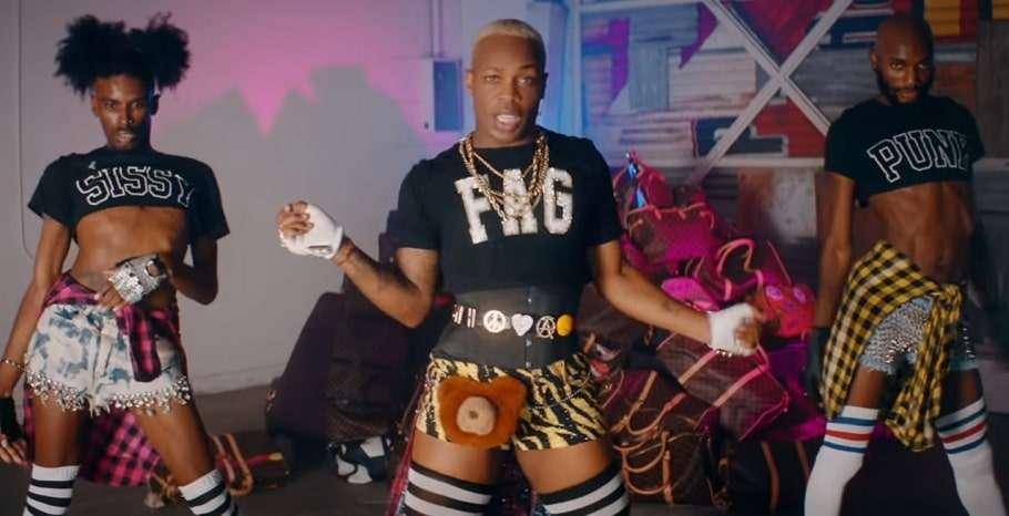 todrick hall fag music video screenshot