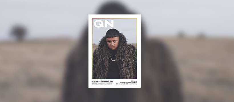 Issue 489 featuring Mojo Juju Sheldon Riley George Michael