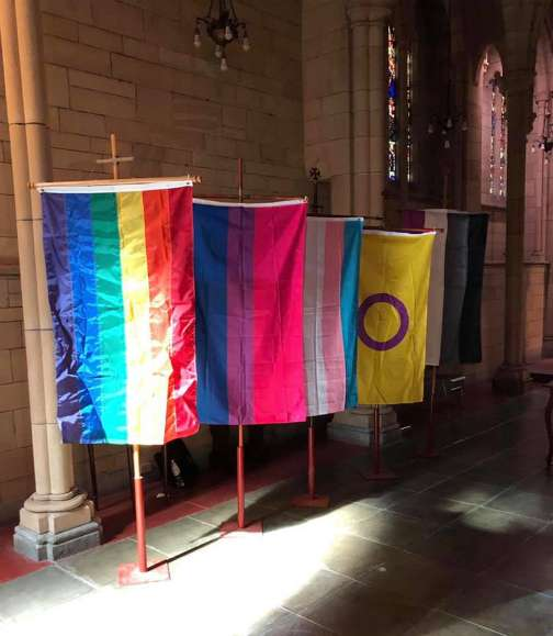 father rod bower gosford anglican church brisbane pride equal voices