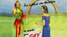 vintage ads gayer