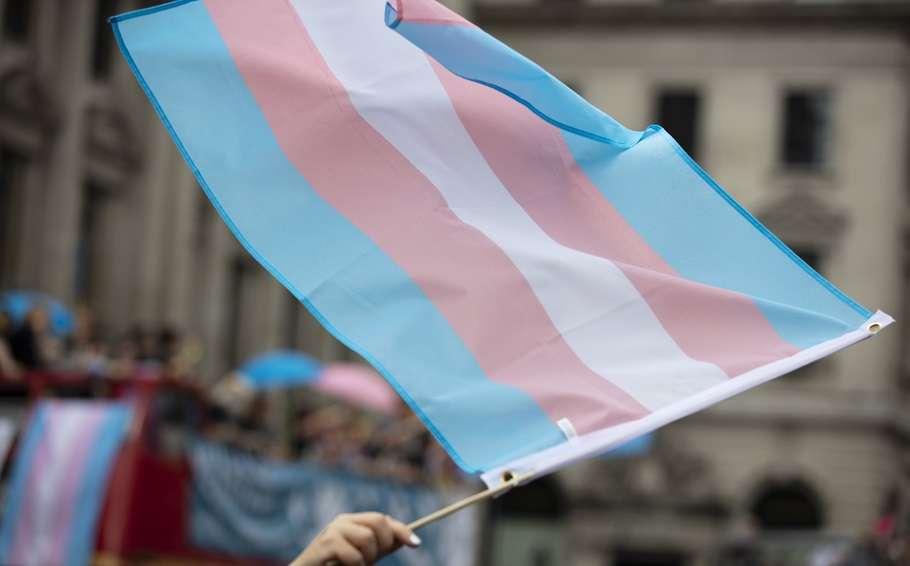 transgender pride flag auspath gender dysphoria