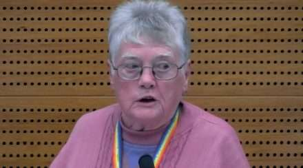 lesbian woman banned from aged care volunteering discrimination royal commission