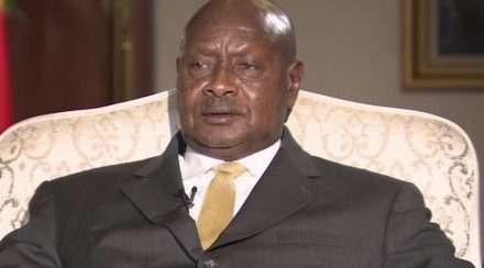 uganda president Yoweri Museveni kill the gays death penalty bill legislation