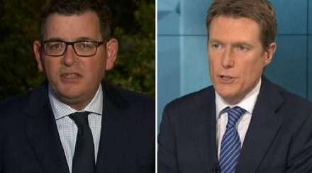 attorney general christian porter victorian premier daniel andrews victoria gay conversion therapy religious discrimination bill