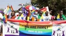 uganda pride parade lesbian homophobic violence