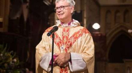 anglican newcastle bishop peter stuart same-sex marriage