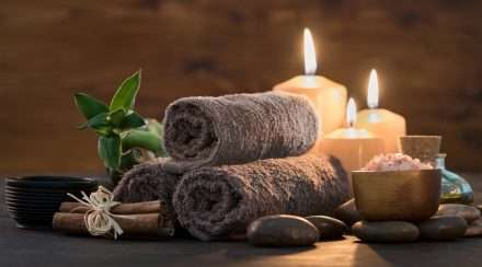 greenhouse therapy aromatherapy candles massage therapy beauty treatments annerley