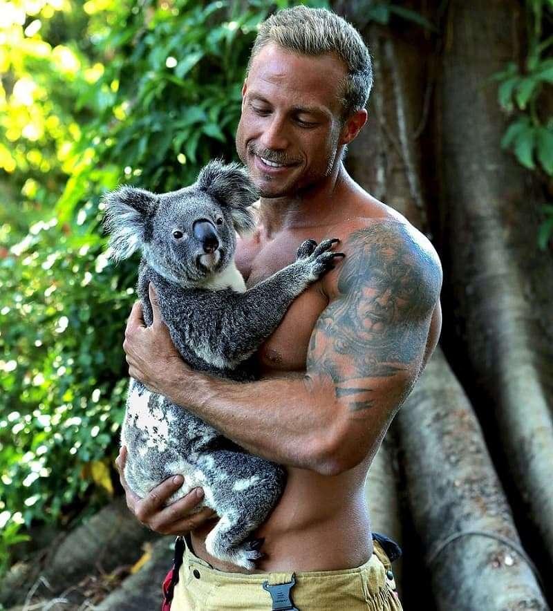 australian firefighters calendar charity calendar 2020 animals
