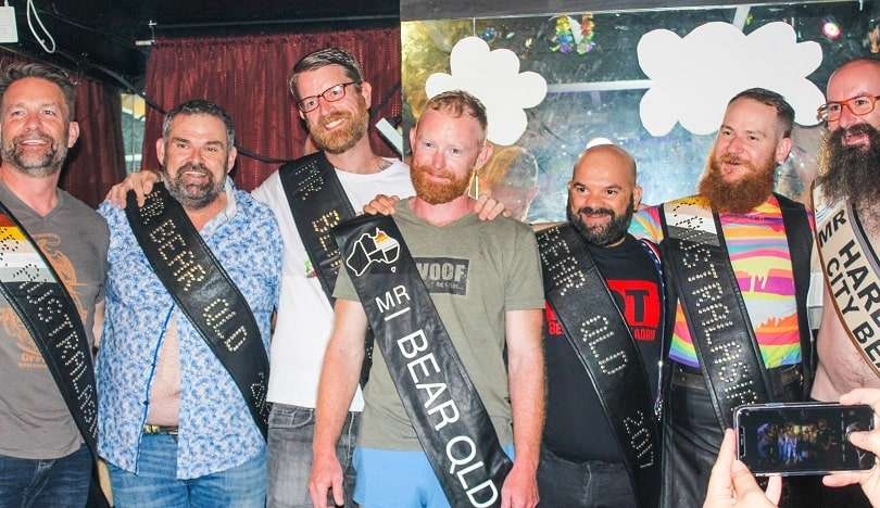 brisbears Mr Bear QLD 2019 sportsman hotel