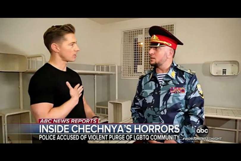 chechnya's gay purge