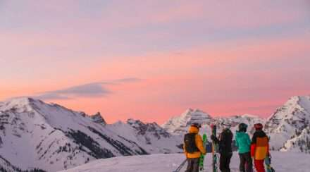 aspen gay ski week snowscene