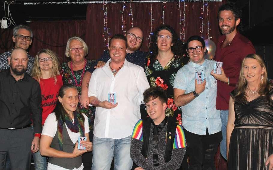 queensland trans community awards trans awards 2019 sportsman hotel transgender non-binary