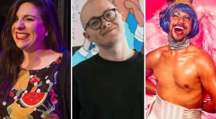 queerstories brisbane powerhouse november 2019 maeve marsden samuel leighton-dore fez fa'anana