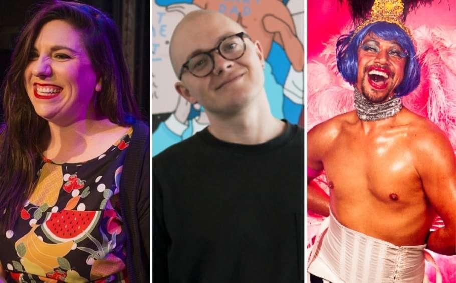 queerstories brisbane powerhouse november 2019 maeve marsden samuel leighton-dore fez fa'anana