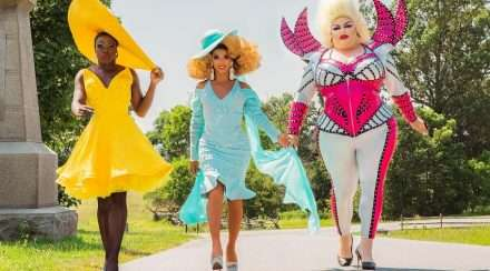 rupaul's drag race hbo we're here drag queen shangela bob the drag queen eureka o'hara