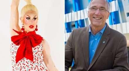 western australia drag queen storytime perri oxide peter abetz