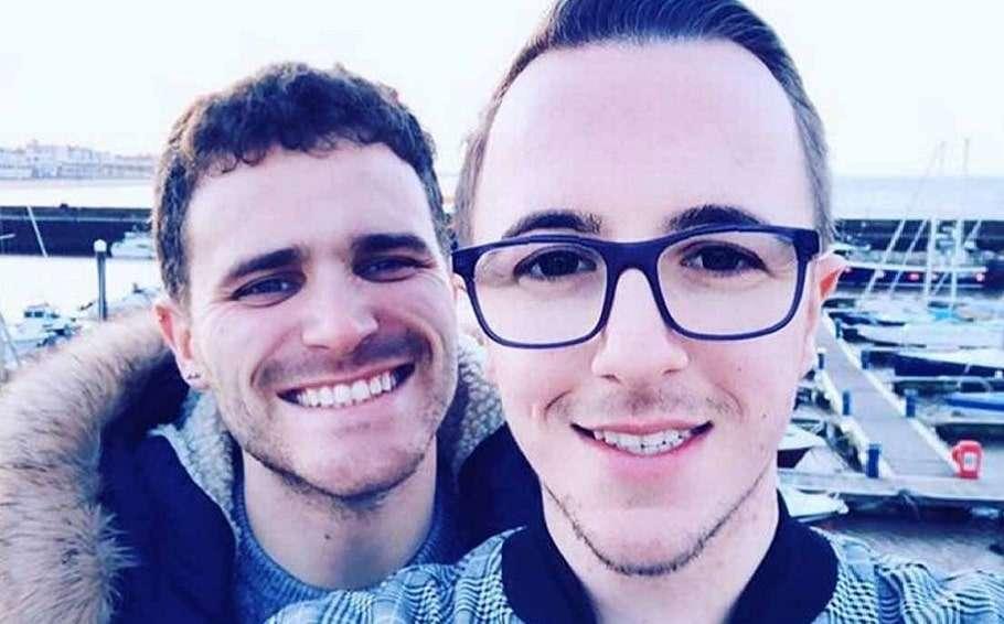 gay couple sussex hill vigilante group