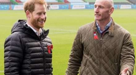 prince harry hiv gareth thomas hiv testing terrence higgins trust