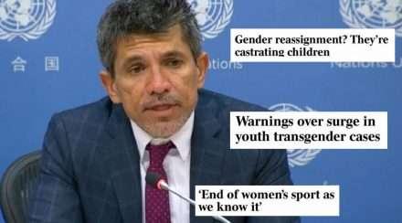 united nations transgender the australian newspaper trans youth gender diversity