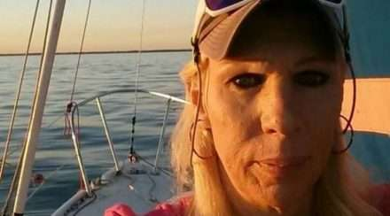 transgender woman sailor sabreena lachlainn