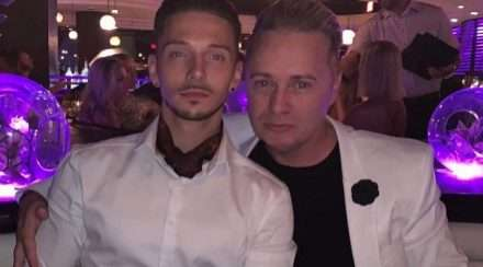 gay dads britain first gay dads split romance with daughters ex boyfriend