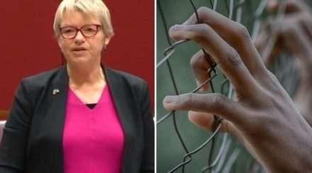 greens senator janet rice australian greens gay saudi arabia journalists asylum seekers