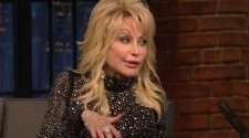 dolly parton seth meyers jolene
