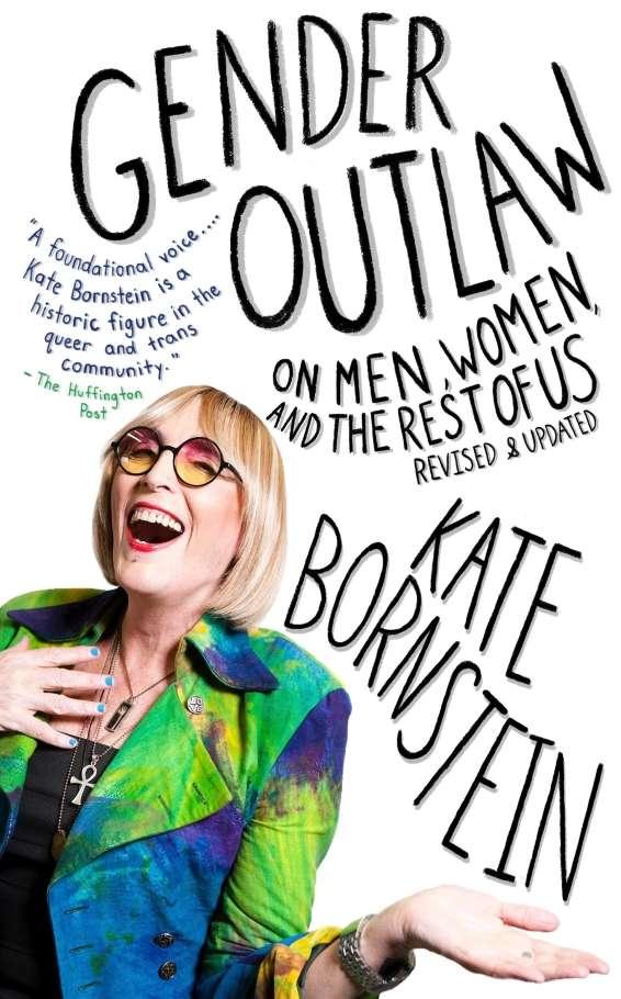 gender outlaw transgender book
