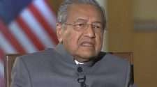 Malaysia Prime Minister Mahathir Mohamad gay convictions vietnam gay tourists