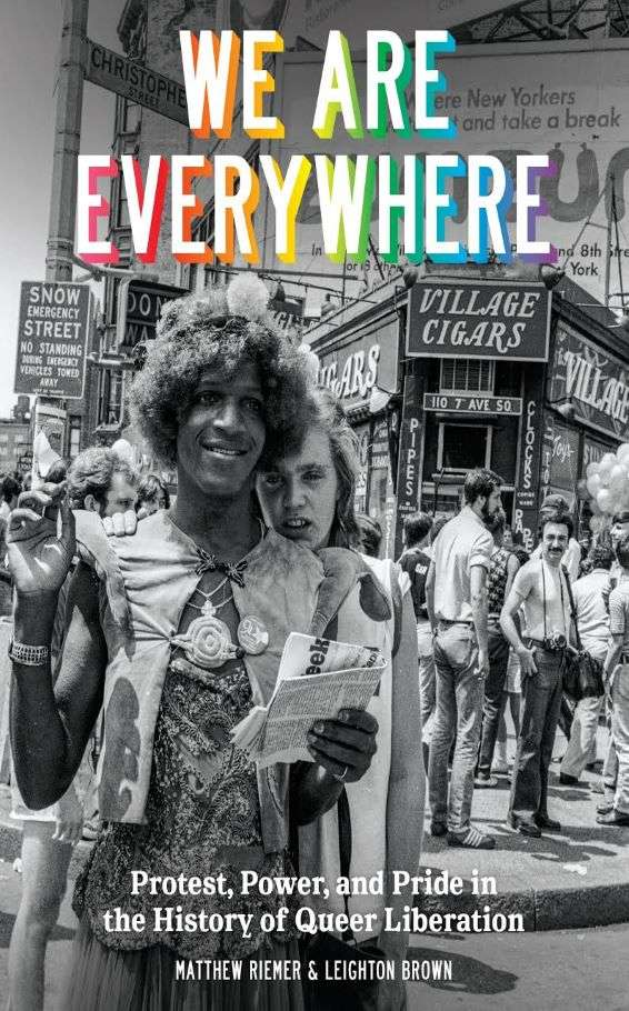 we are everything book about stonewall riots