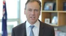 health minister greg hunt pbs hiv treatment drug