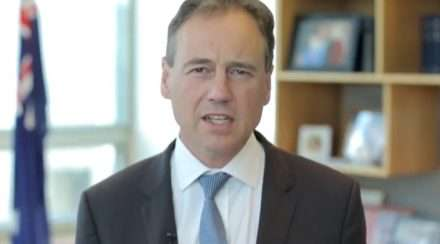 health minister greg hunt pbs hiv treatment drug