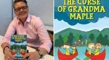 jac tomlins novel the curse of grandma maple rainbow families