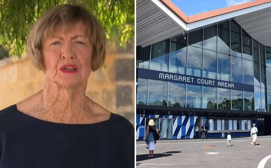margaret court arena tennis australia australian open