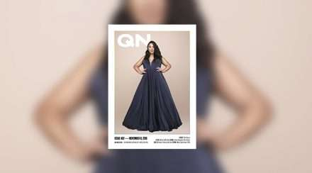 Issue 492 Ella Ganza QN Magazine